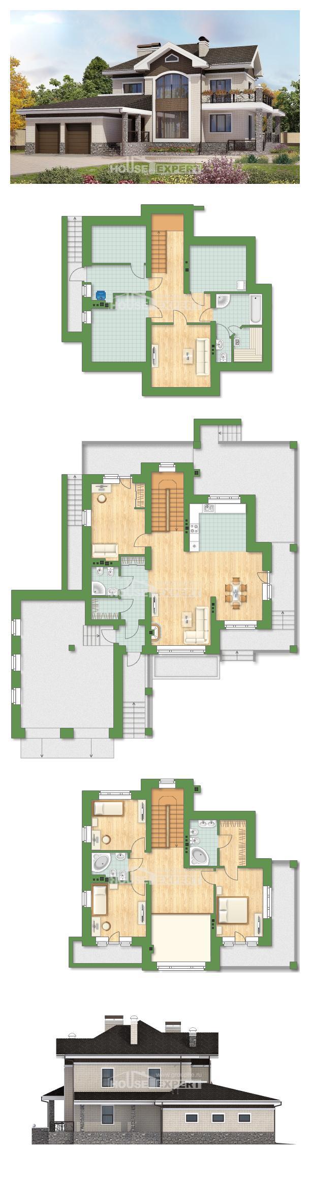 Проект дома 365-001-Л   House Expert